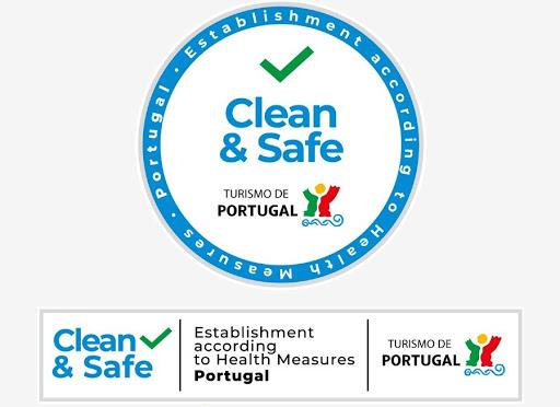 Hotel da Vila com selo Clean&Safe